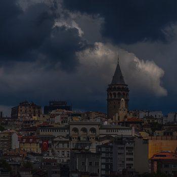 Arthenos | Fotoğrafta pozlama nedir, doğru pozlama nasıl yapılır, aşırı pozlama, eksik pozlama, az pozlanmış, çok pozlanmış | Galata Kulesi, İstanbul