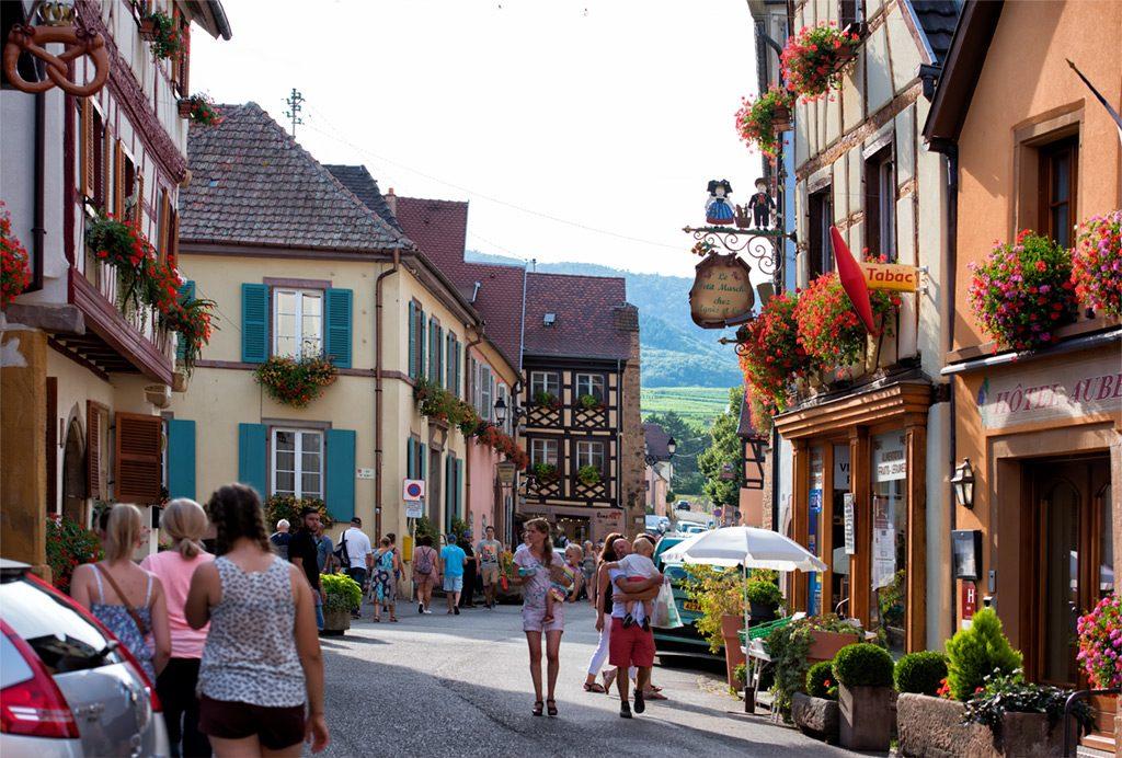 Gezi Günlükleri - Eguisheim, France