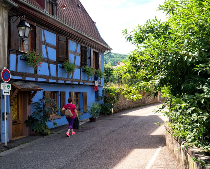 Gezi günlükleri Kaysersberg, France