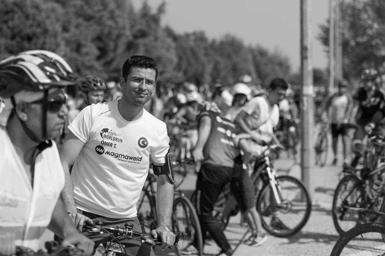 Manisa Rotary Kulübü - Bisiklet kullan, karbon ayak izini sil - Bisiklet turu