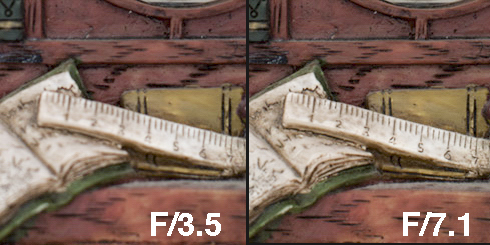 Lensin en keskin noktası nasıl bulunur?