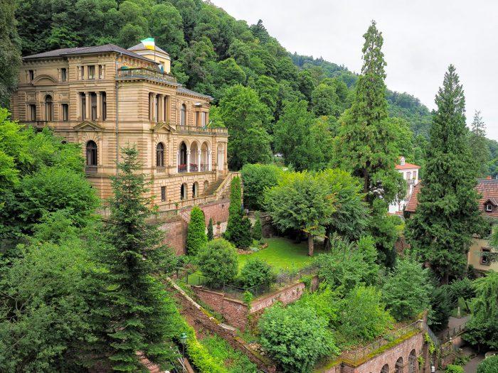 Harika Almanya Şehirleri; Heidelberg