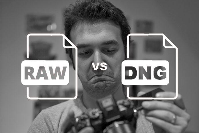 RAW ve DNG Dosya Formatları Arasındaki Fark Nedir?