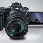 Canon EOS R İle İlk Aynasız Sistemini Anons Etti