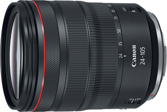 Canon RF Lens Serisi - 24-105mm f/4L IS USM