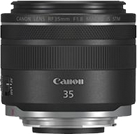 Canon RF Lens Serisi - 35mm f/1.8 Macro IS STM