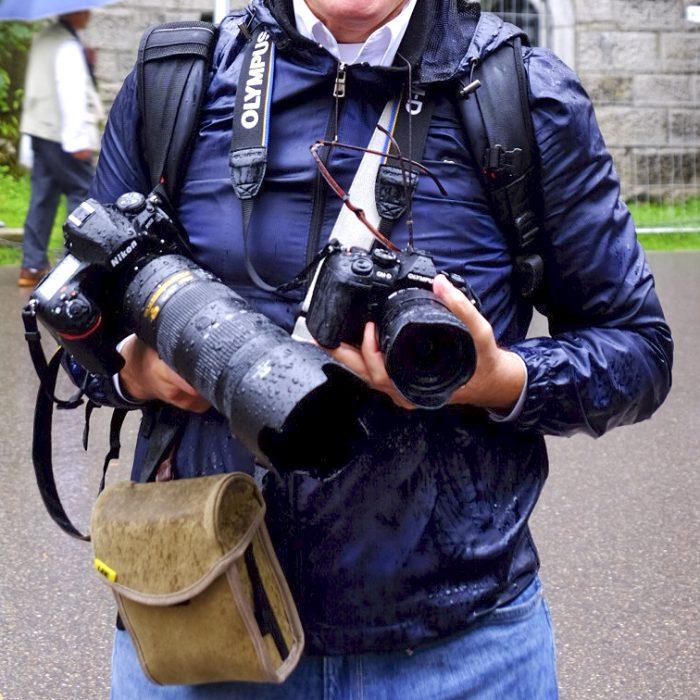 Romatische Strasse, Nikon D850 ve Olympus OM-D O-M1 MII