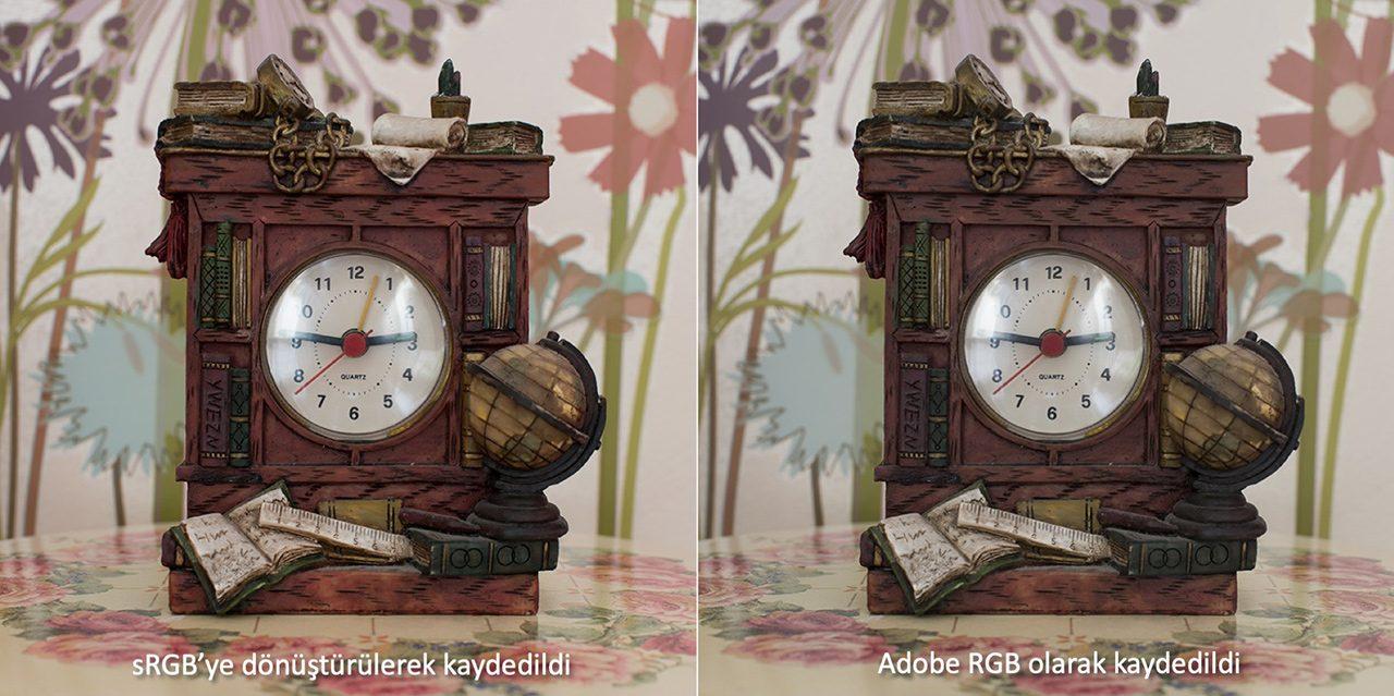 Adobe RGB ve sRGB - Hangi Renk Uzayı Kullanmalı ve Neden