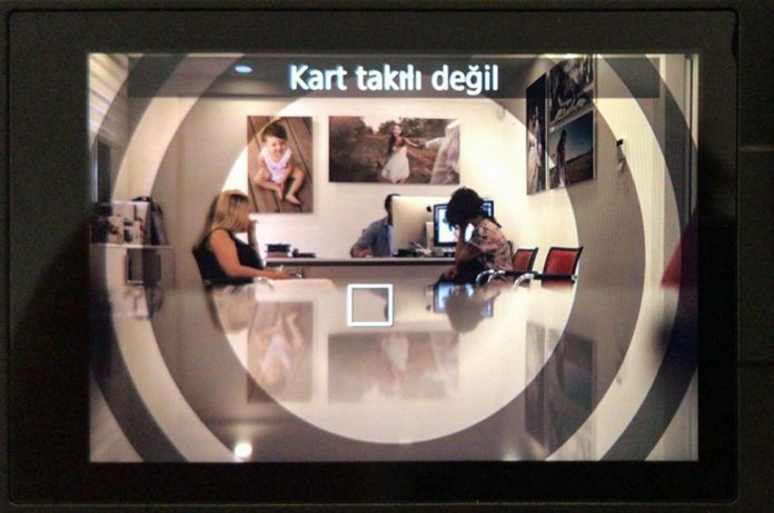 Canon EOS R Lens düzeltmesi