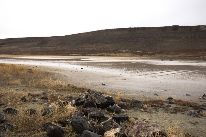 Dünyanın nazar boncuğu; Meke gölü