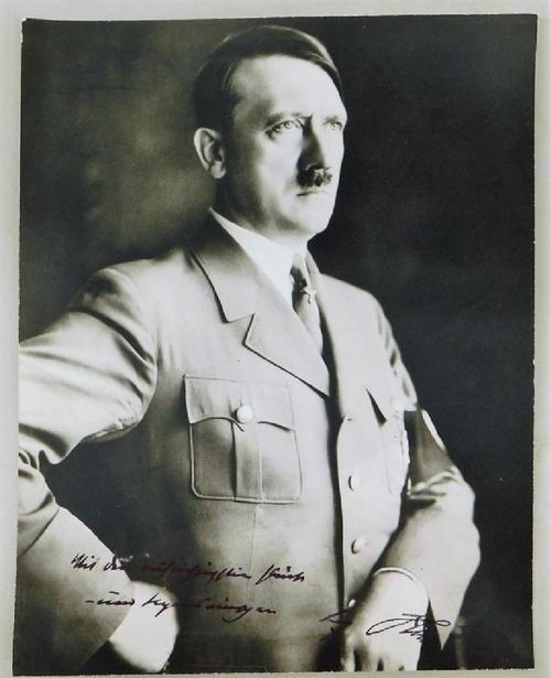 Heinrich Hoffman - Adolf Hitler