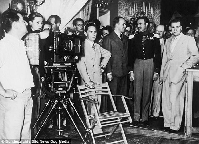 Leni Riefenstahl Hitler Photos