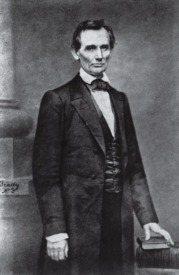 Mathew Brady - Lincoln