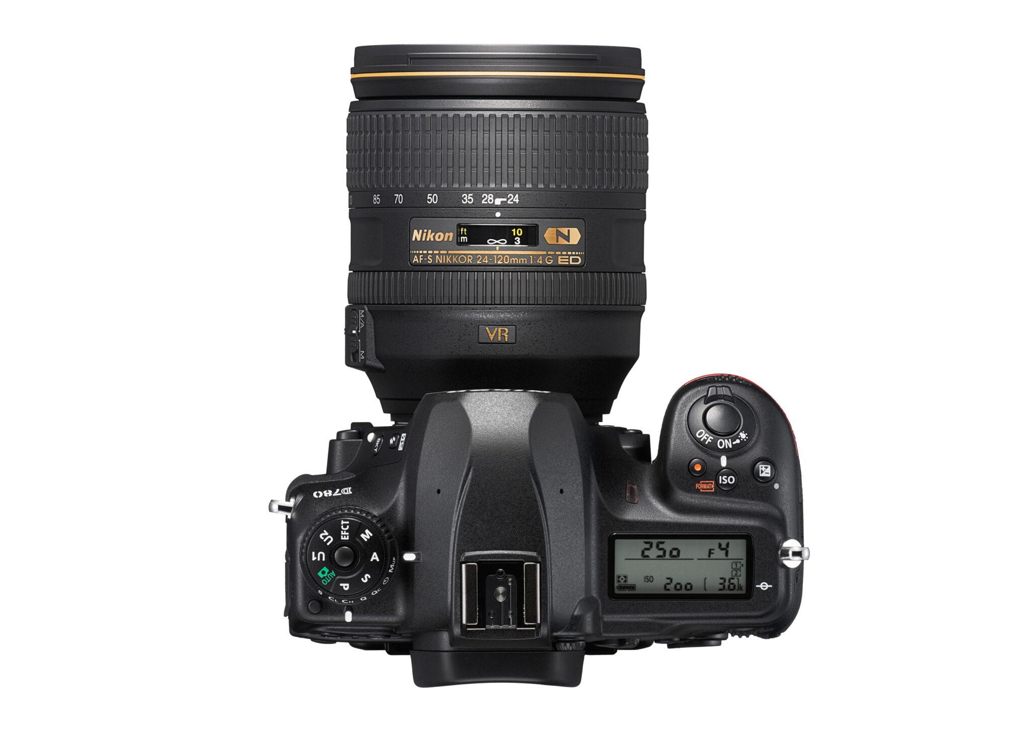 Nikon D780 anons edildi