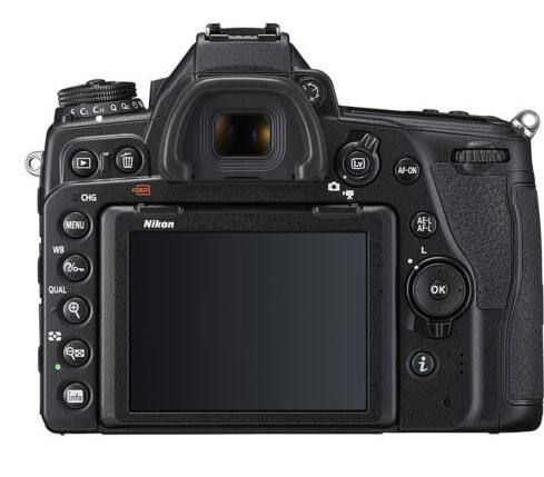 Nikon D780 Arka