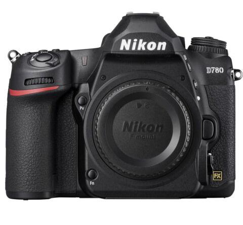 Nikon D780 Ön