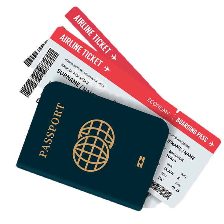 Bilet ve Pasaport