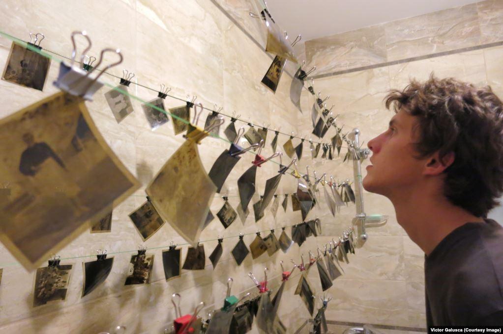 Zaharia Cuşnir'in  tavan arasında ortaya çıkan fotoğraflar