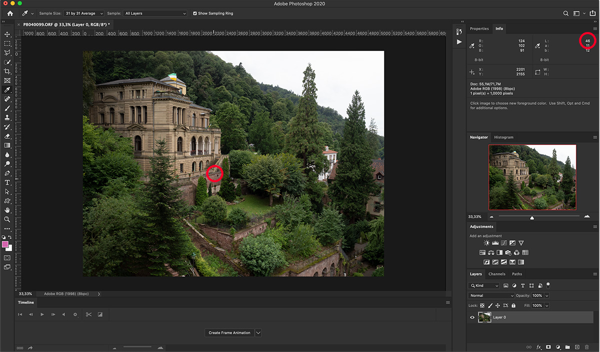 Photoshop ve Zone Sistemi