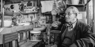 Kodak TMax 100 ve Beş Fotoğrafla Ödemiş Pazarı