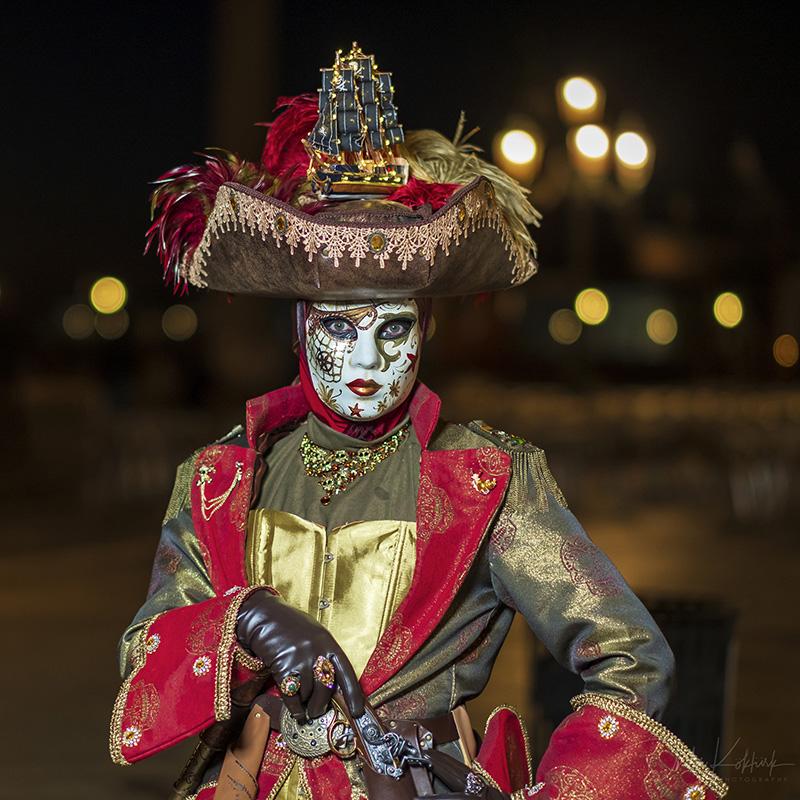 Venedik. Karnavalı 2020