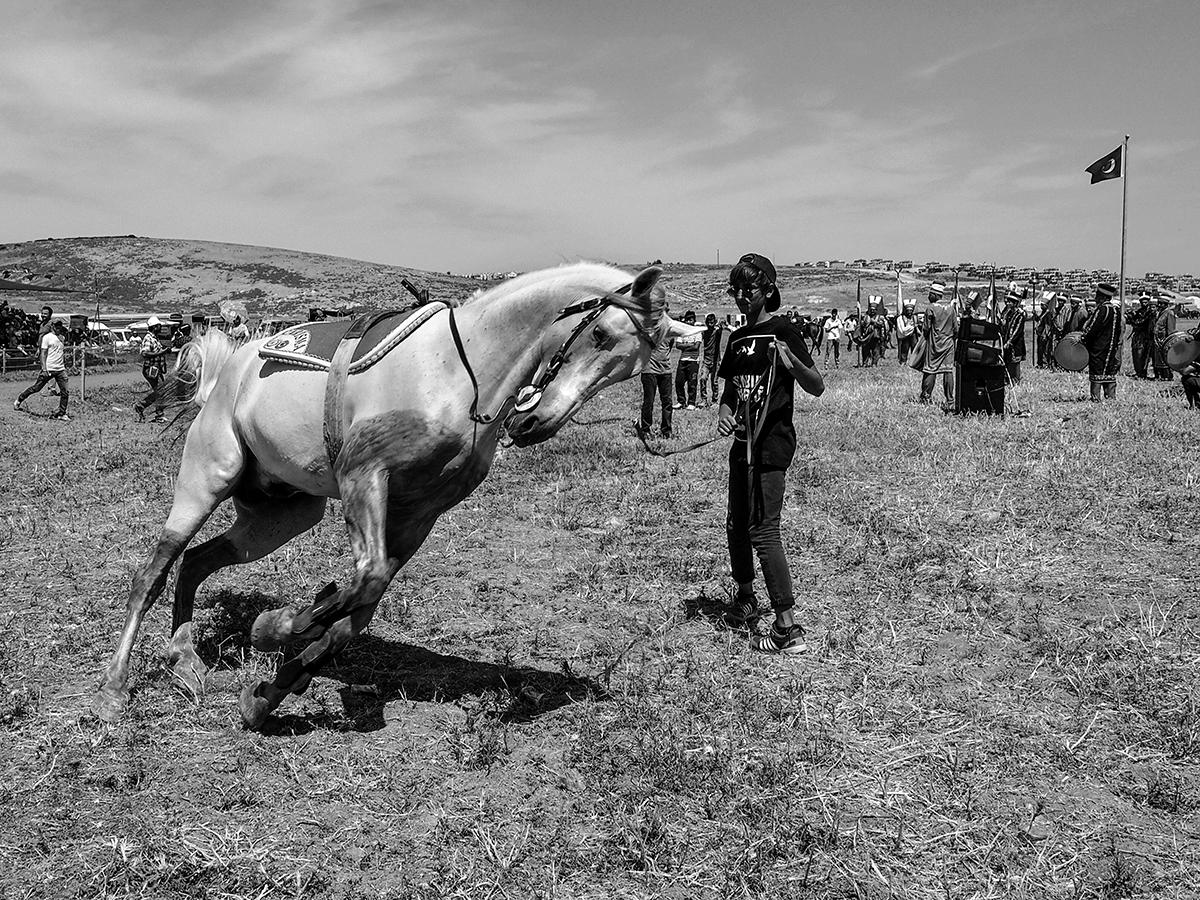 Rahvan Atçılık ve Yarışları