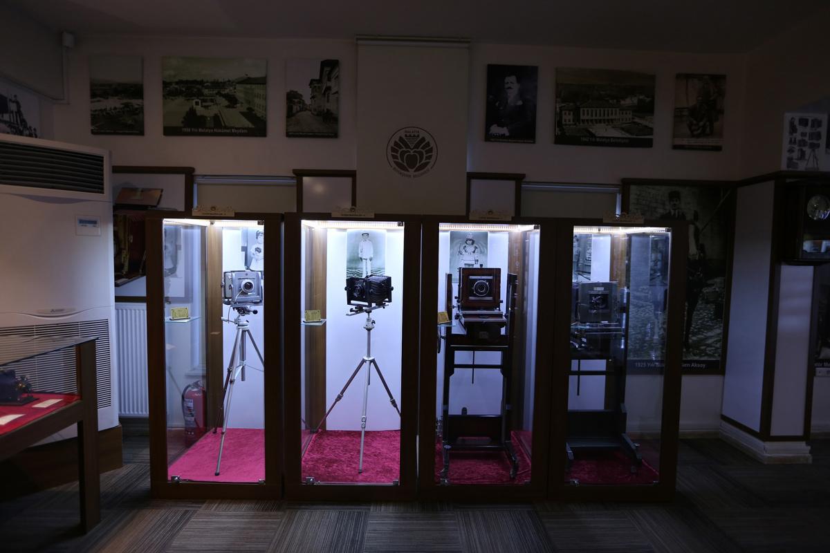 Malatya'daki Fotoğraf Makinası Müzesi