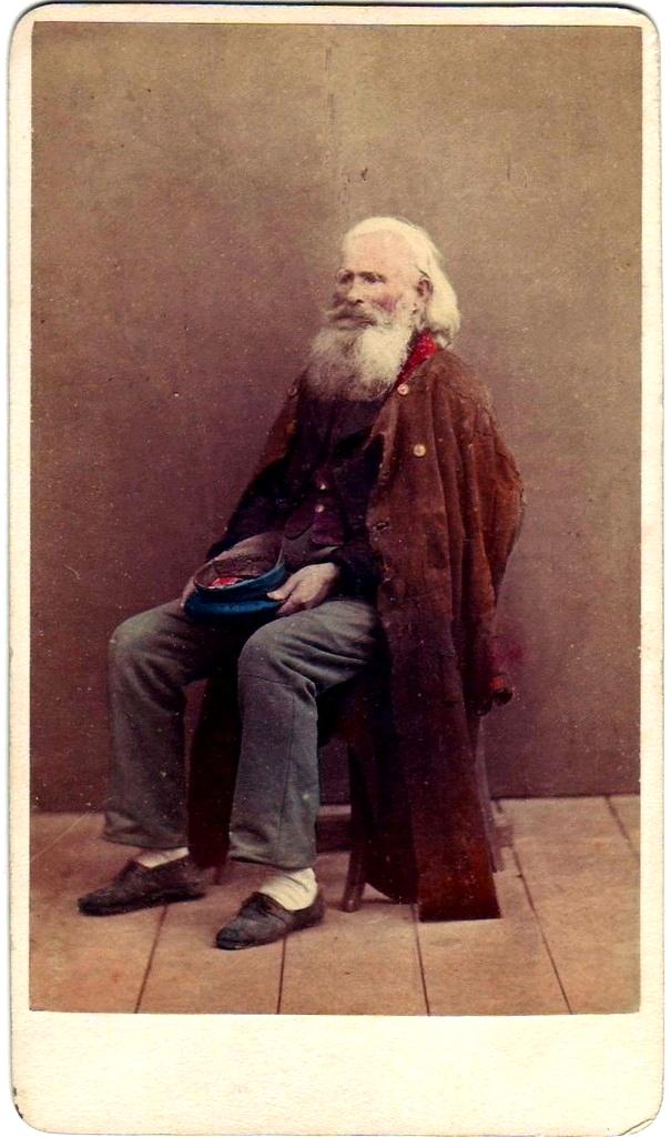 Ponti, Carlo (1823-1893)-Mendicante