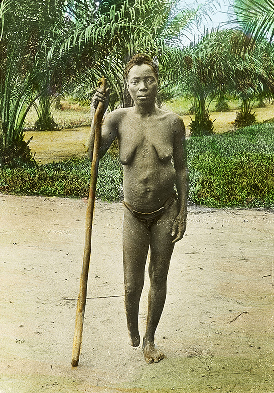 Alice Seeley Harris - Female atrocity victim Congo 1900-1915