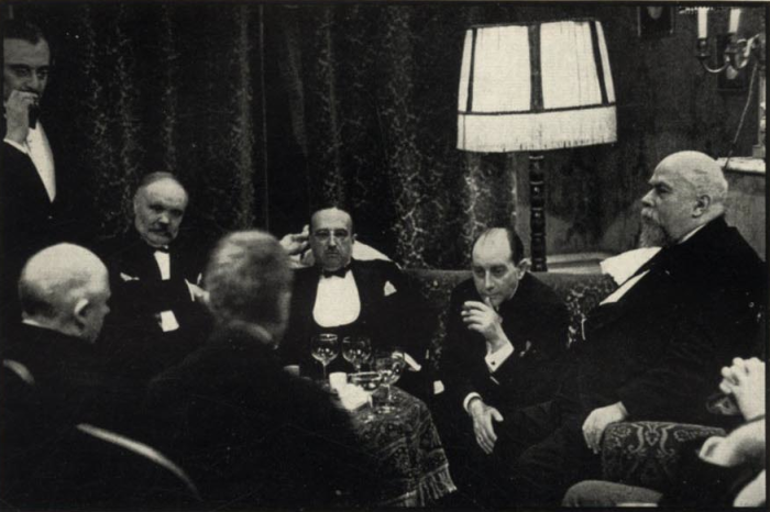 Erich Salomon, The Hague Reparation Conference