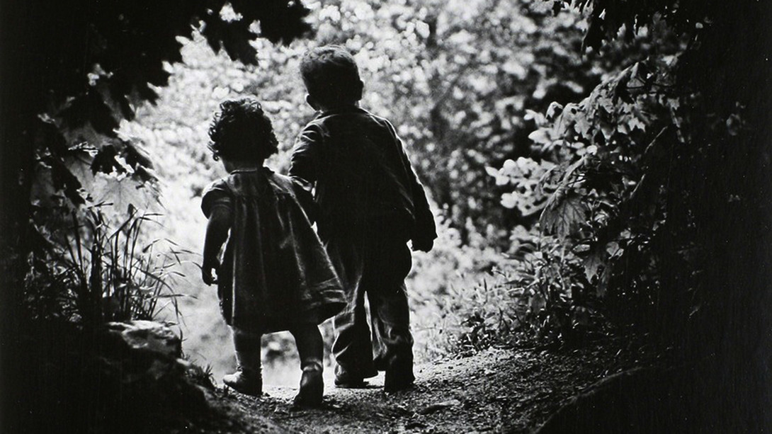 W. Eugene Smith, A Walk To The Paradise Garden