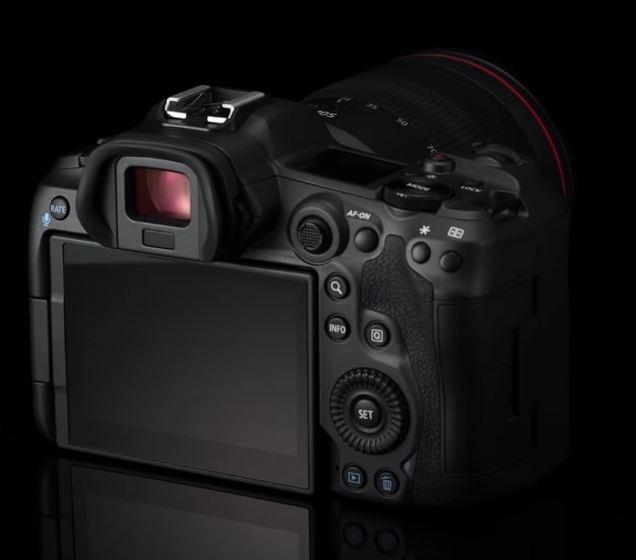 Canon EOS R5, R6 Yeni Tam Kare Aynasızlar ve RF Lensler