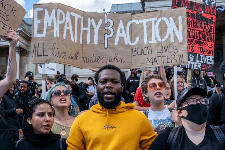 Siyah Hayatlar Önemlidir – 5 Fotoğraf ile BLM