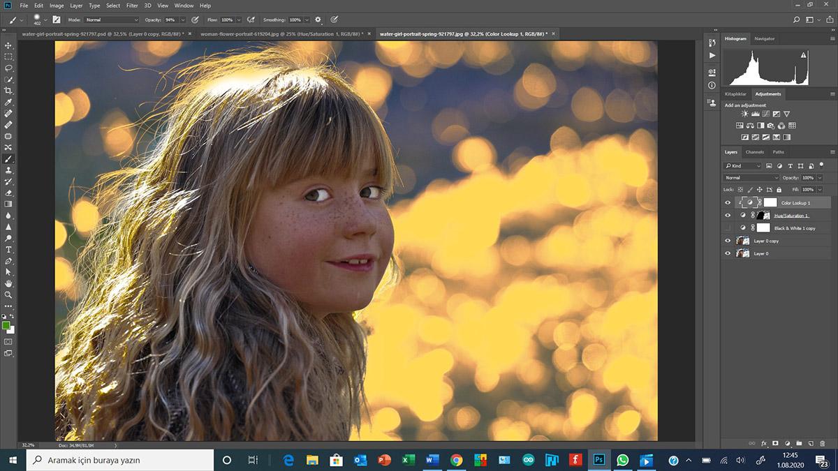 Photoshop Dersleri