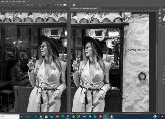 Create a Black & White Photographs - Siyah & Beyaz Fotoğraflar