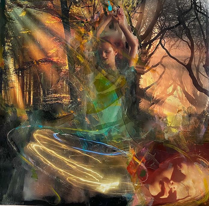 Ressam Utku Varlık ile resim üzerine söyleşi
