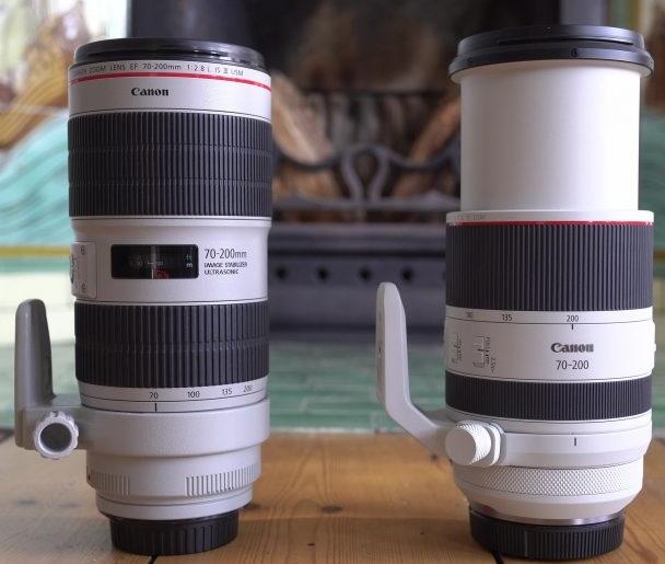 Canon RF lensler