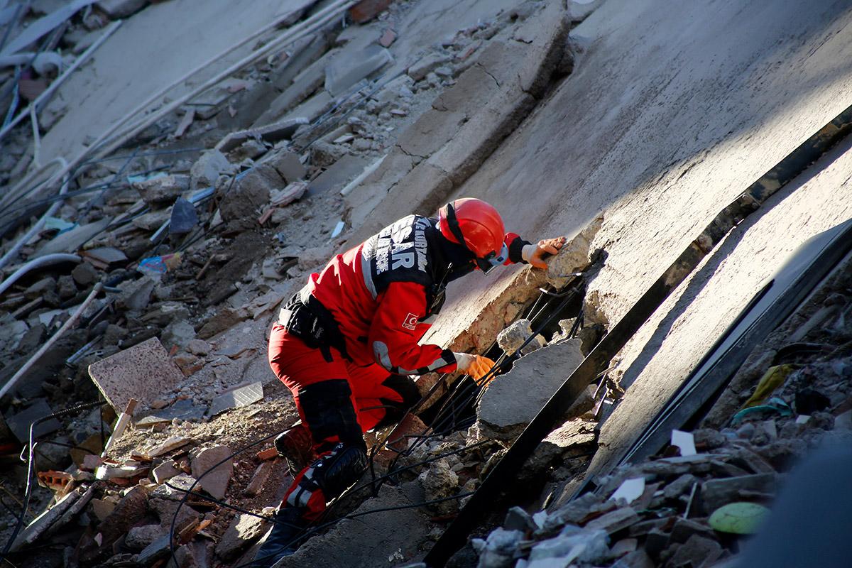 30 Ekim İzmir Depremi - Sanal Sergi