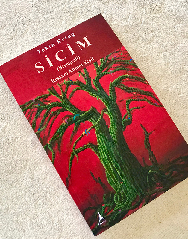 "Hayatı Sanata Bağlayan ""Sicim"" - Ahmet Yeşil"