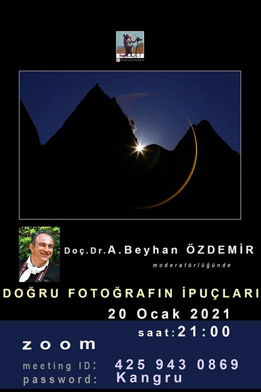 Beyhan Özdemir - Doğru fotoğrafın ipuçları