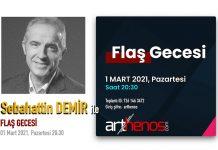 1 Mart 2021 Arthenos Zoom TV