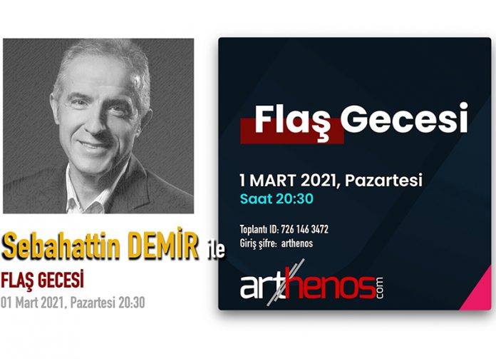 1 Mart 2021 Arthenos Zoom TV