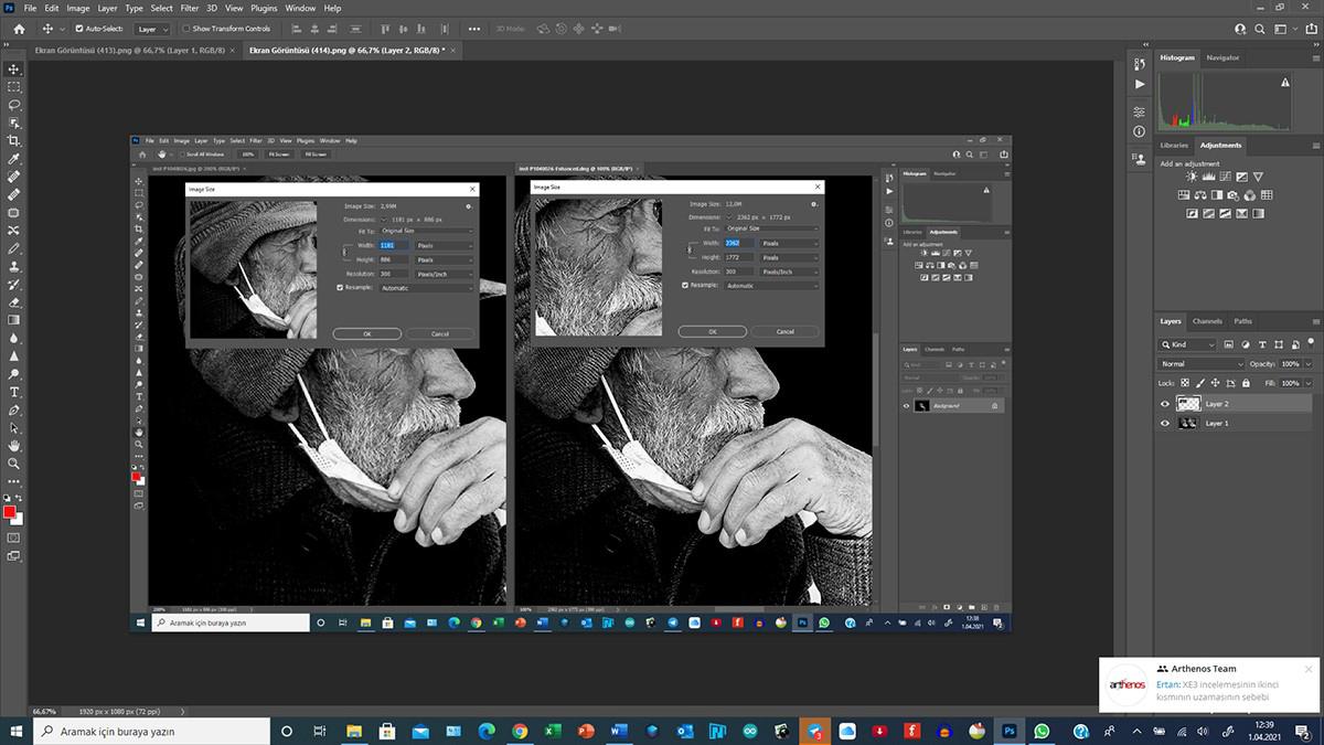 Photoshop ve Yapay Zeka