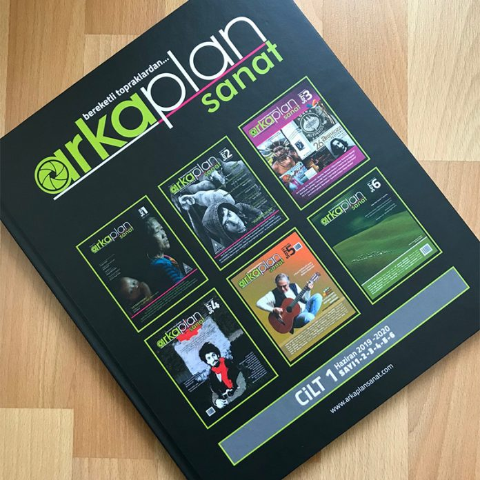 Arka Plan Sanat Gazetesi