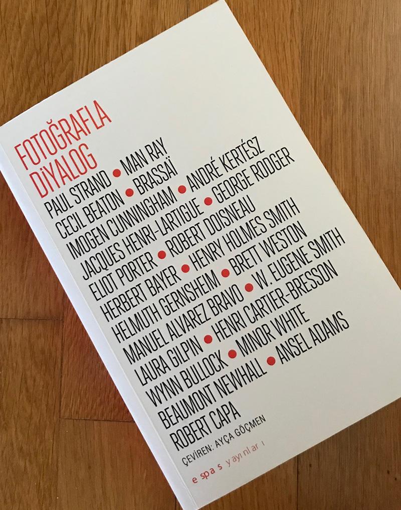 Bir kitap ve birkaç söz